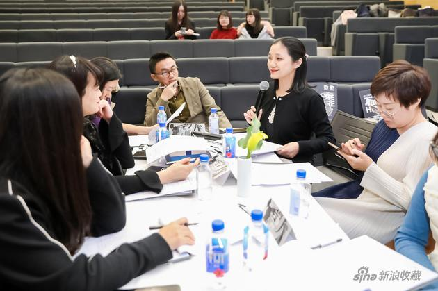 2019年度ART POWER 100 线下媒体评审会现场