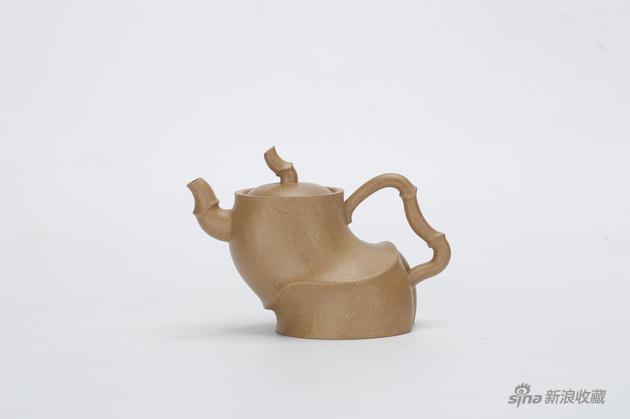 马品一,七贤—刘伶,段泥,180cc,2019年