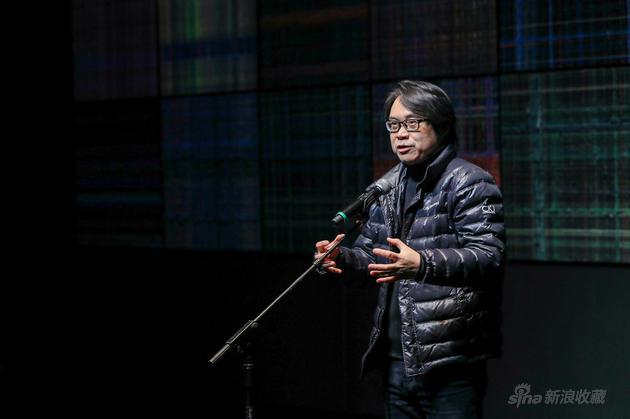 展览总策划 中国传媒大学教授 吴学夫