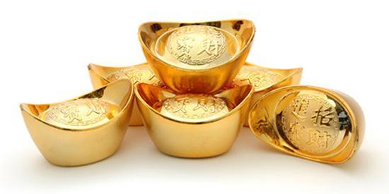 中国古代那么多的黄金都在哪里?