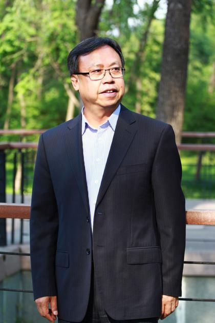 中心数字电视字画频道 董事局主席 王平