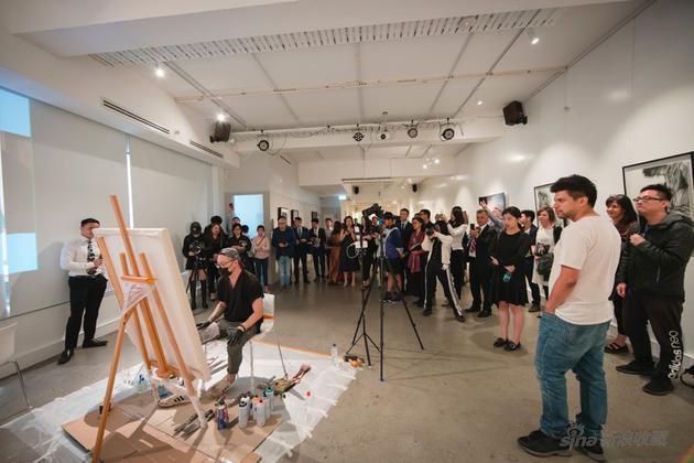 压抑与宣泄伪装与诚实——艺术家Noma创作访谈录