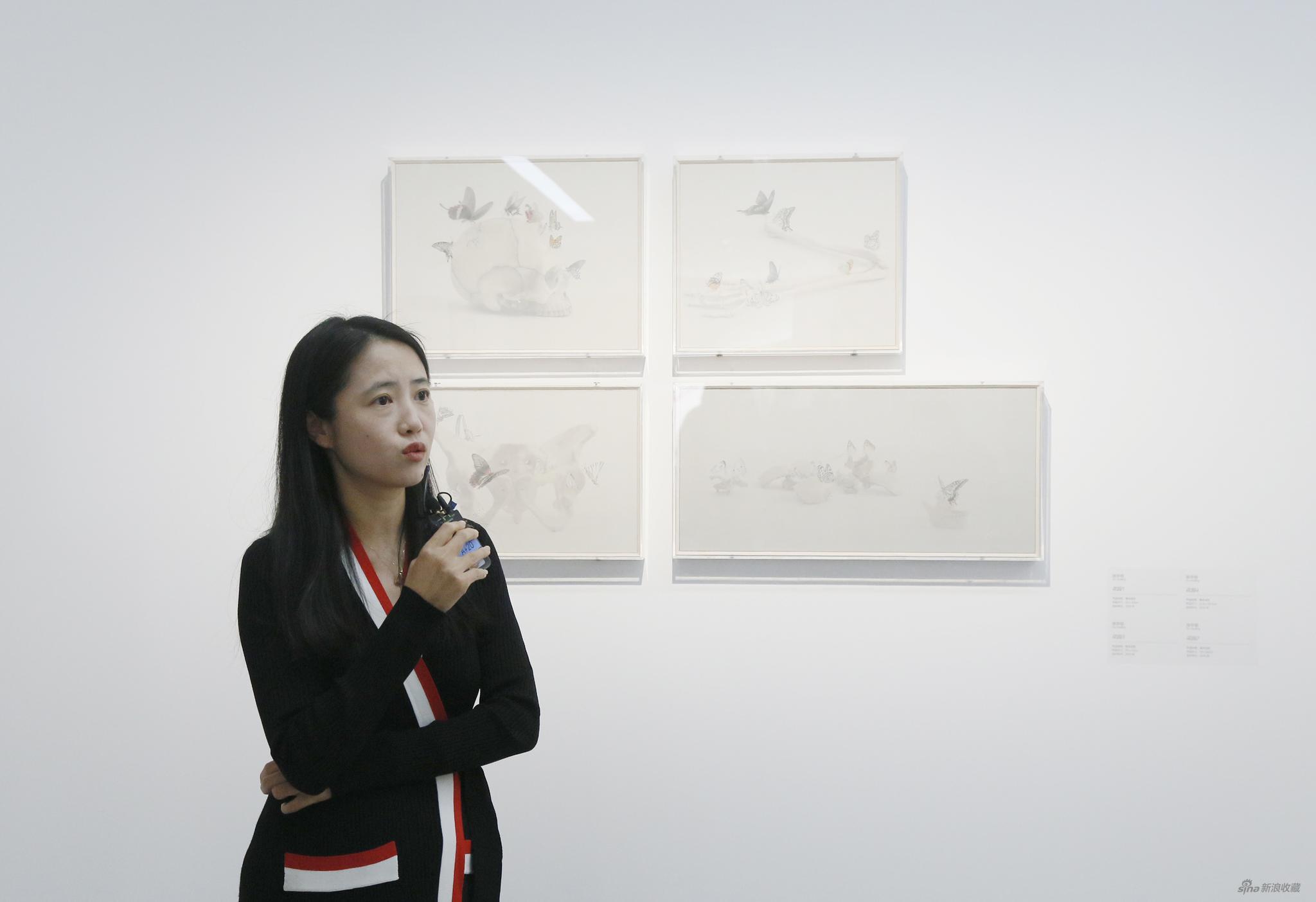 参展艺术家徐华翎