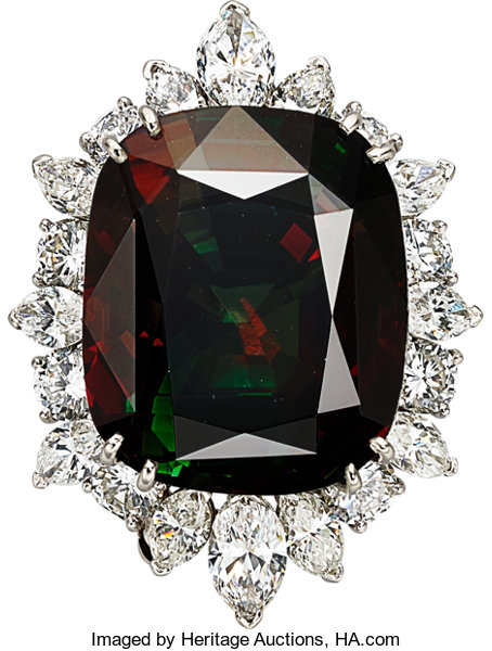 锡兰变色钻石