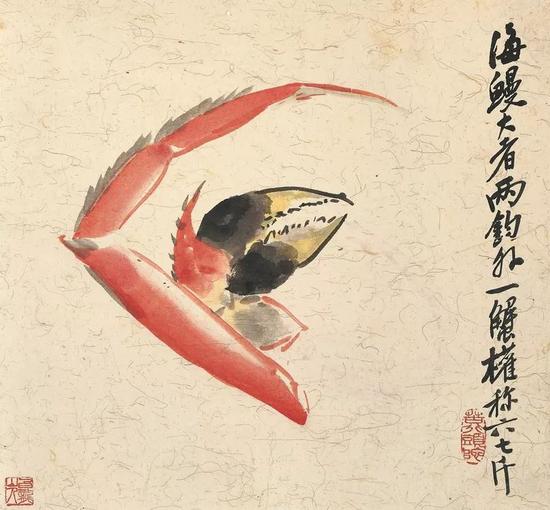 近代画坛奇人王震的丹青世界-古董收藏