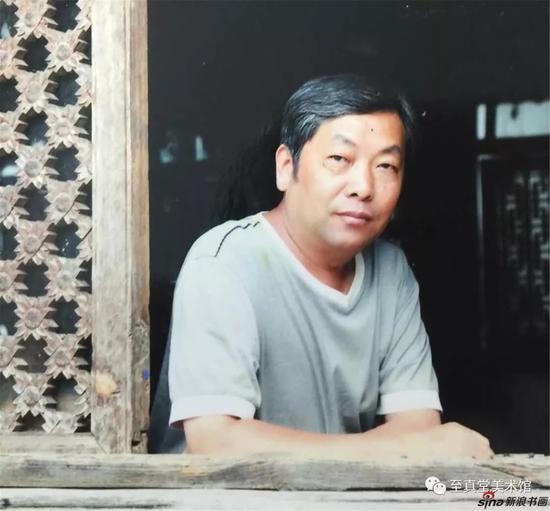 王永顺山水画展南京美术馆举办