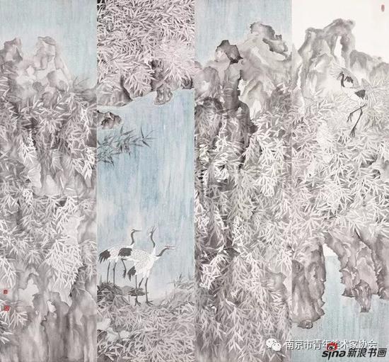 时代新象——南京市青美协十周年展作品赏析(二)图片