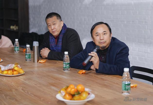 中国书协培训中心教授、北大书法研究所研究员研究生导师,西藏书协副主席李彬先生致辞