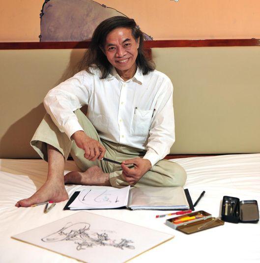 蔡志忠老师的漫画作品将在掌柜文化金服艺术公馆上线