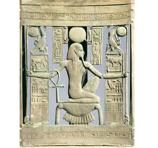埃及文明中的十字架 Ankh是生命的象征