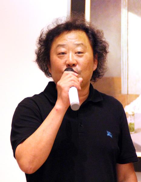 北京画院艺委会副主任 国际一级美术师 马琳