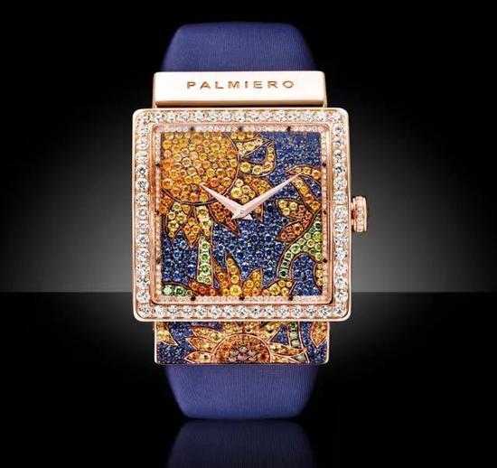 Palmiero Jewelry Design的珠宝表