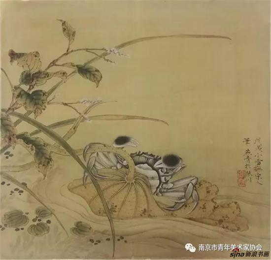 赵燕青作品