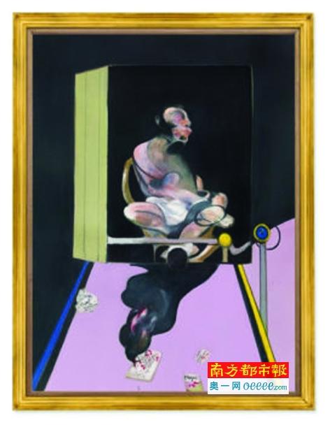 弗朗西斯-培根画作在佳士得拍出3.2亿元高价