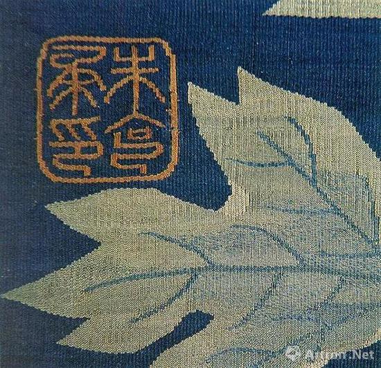 南宋 朱克柔 牡丹图册页(局部)