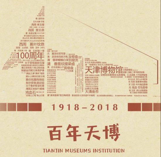 天津博物馆百年华诞