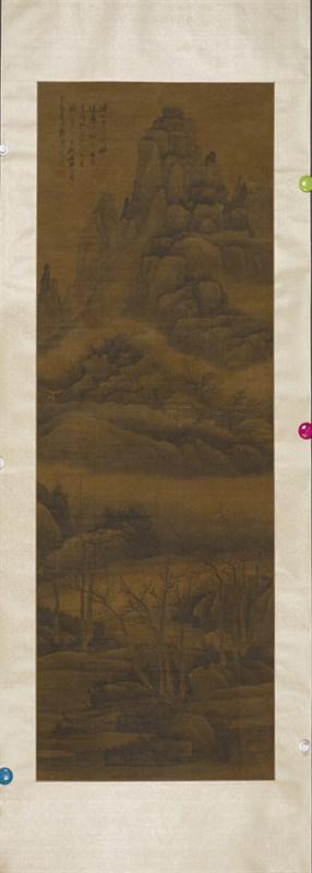 十七世纪的金陵画坛