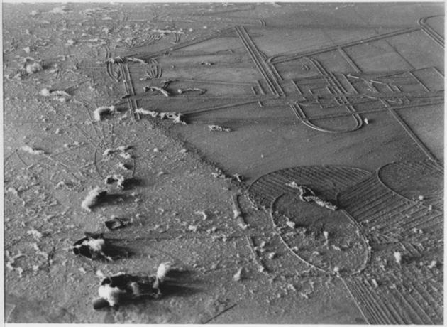 曼·雷,蓄灰 Man Ray, Dust Breeding, 1920