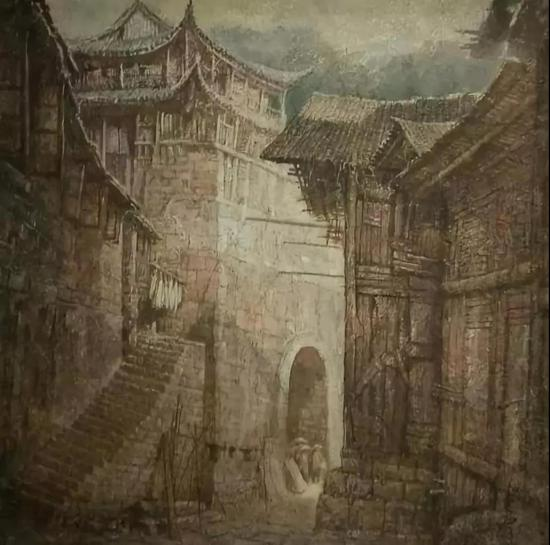 《凤凰东城门》
