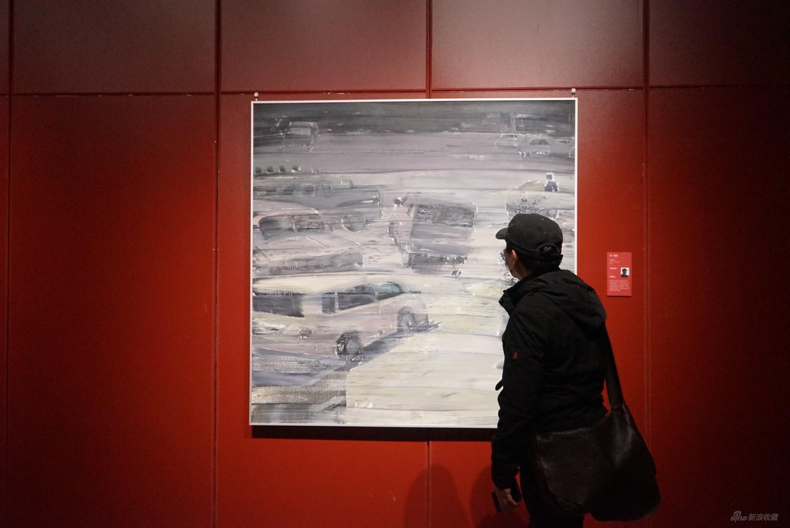 """""""城市之上""""·2020第五届昆明美术双年展 展览现场"""