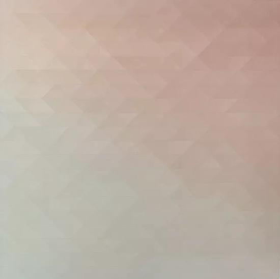 Lot.672 张雪瑞 《无题》 2011年 布面油画 99.8×99.8cm