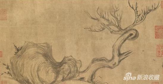 苏东坡在世时 《木石图》能卖到天价吗
