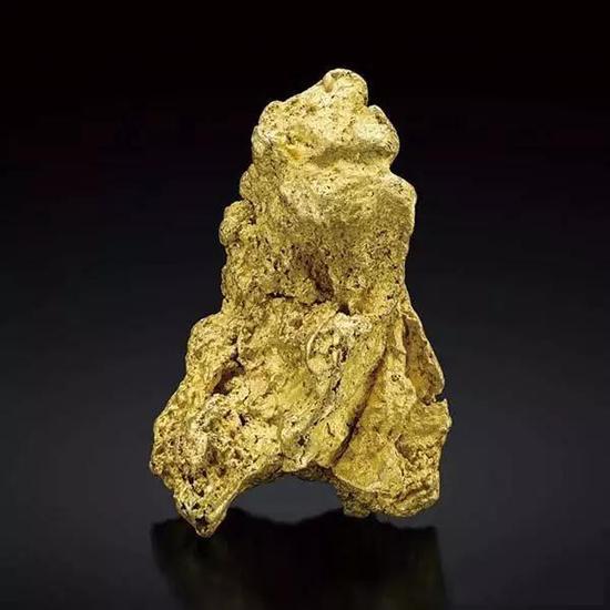 澳大利亚528克自然金   北京保利十二周年秋季拍卖会