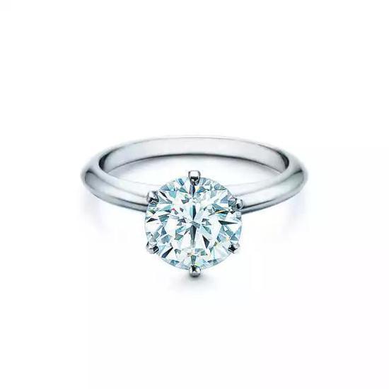 Tiffany? Setting 蒂芙尼六爪镶嵌钻戒