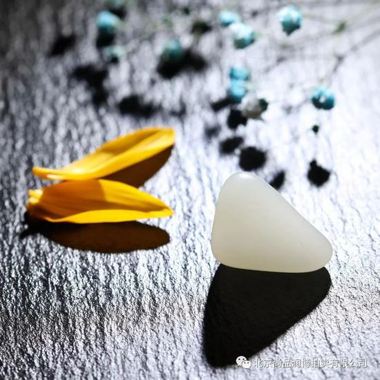 03271新疆和田玉籽料原石