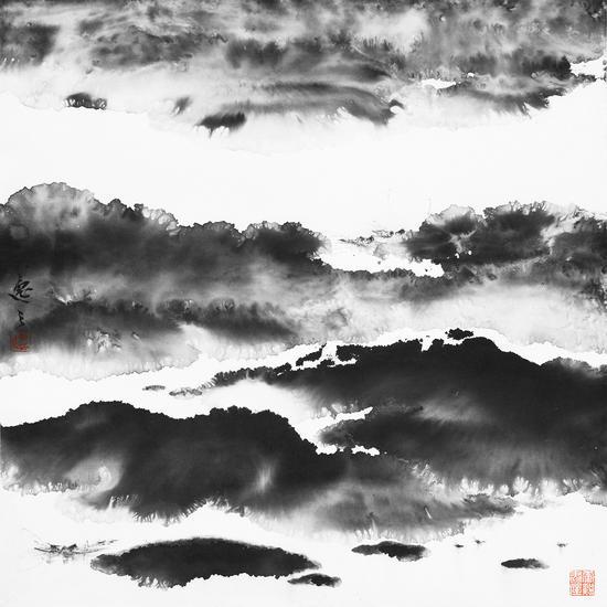 濮��镐� �ラ���缁挎���宀� 绾告��姘村�� 70�70cm 2014