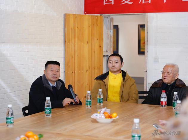 内蒙古自治区人民政府驻北京办事处主任黄国飞先生致辞