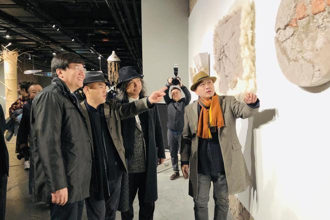 """""""不同""""·2018中国大同雕塑双年展开幕"""