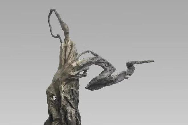 【中式物语】赵覃雕塑作品