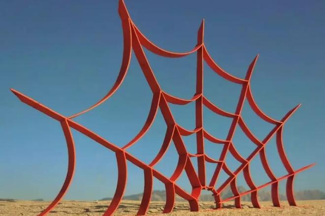 民勤第二届沙漠雕塑国际创作营入选方案