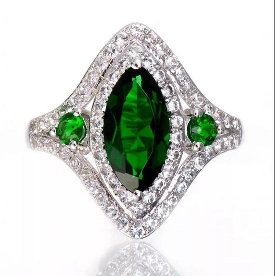 祖母绿和绿宝石应该怎么区分?