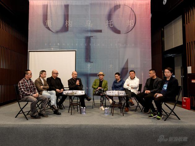 圆桌会议:戴耘、费俊、刘仲豪、任戎、吴俊勇、杨心广、沈少民、周长勇、野城