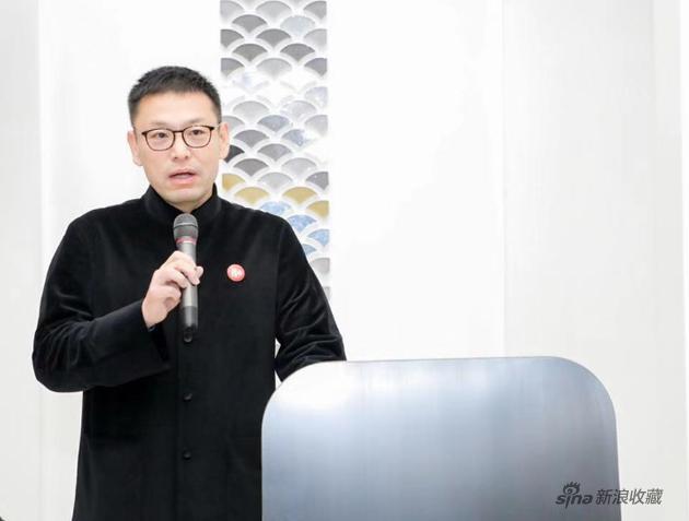 中国对外文化集团有限公司董事、副总经理 王晨