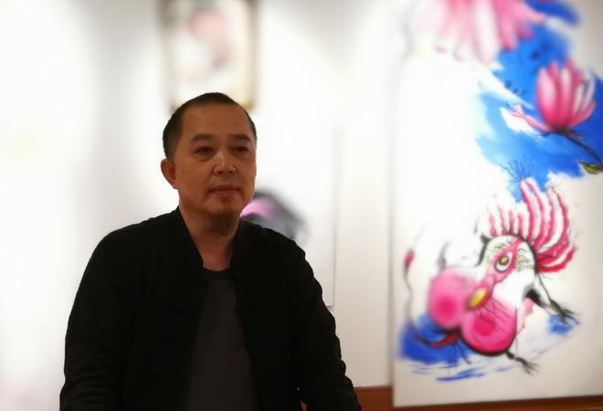 张天志—新浪当代艺术官网