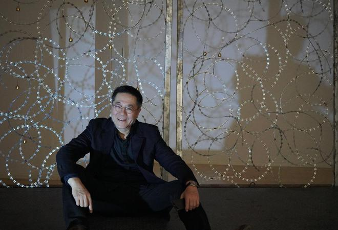 王璜生个展在德国波恩当代艺术馆开幕