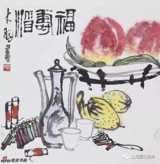 上海嘉禾2018春拍名人作品专场