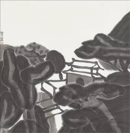 王劼音《江南之一》,2012