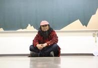 林岗的艺术之路:《仁者乐山》展