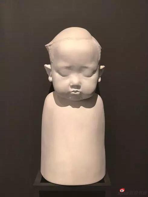 《东野》58cm 石膏