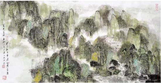 艺术公馆:明电青山相对出--刘汉两岸影院情趣图片