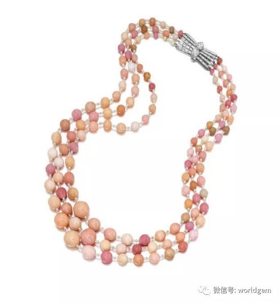 珍珠里的花火:难以创造的颜色呈现自然之美