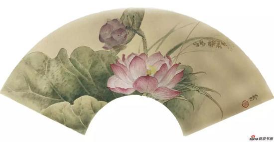 《夏至》_樊蕾 28.5×60cm