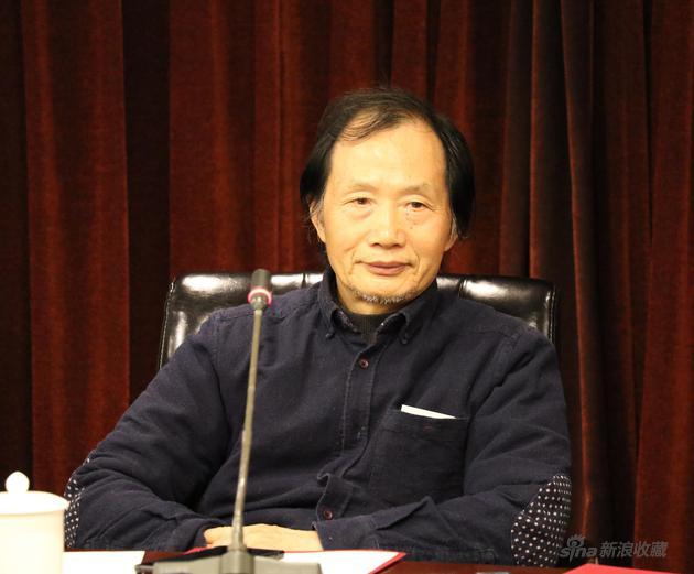 原南京画院院长朱道平