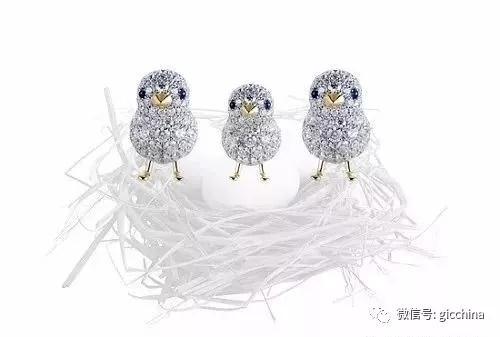 巢中的小鸟