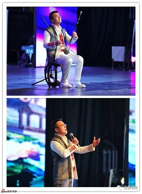 歌曲:《一对对鸳鸯水上漂》 二胡独奏:《赛马》 表演者:陕西延川优秀歌手王旭涛