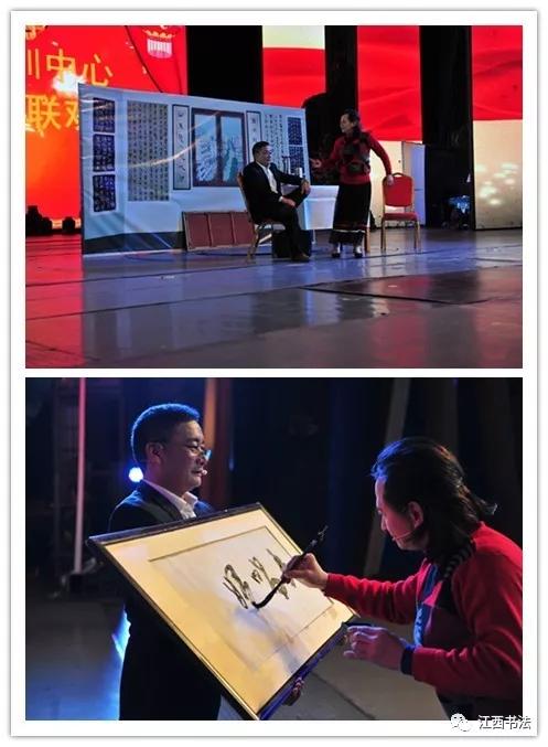 小品:《夫唱妇随》表演者:万安高研班学员曾副团、尹彧